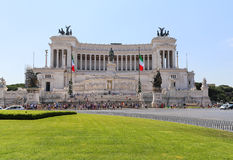 The street view in rome,italy Royalty Free Stock Images