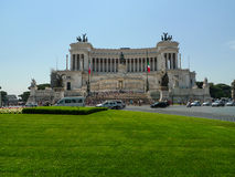 The street view in rome,italy Stock Images