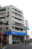Street view in Taichung Stock Images