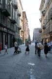 Street View Turin Italy Royalty Free Stock Images