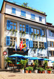 Street view in Zurich, Switzerland Royalty Free Stock Photography
