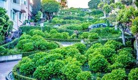 Street views and scenes around san franciscocalifornia Stock Photo