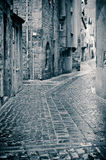 Street village Stock Photography