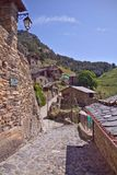 Street in the village of Pal. Andorra. Europe Royalty Free Stock Photography