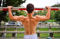 STREET WORKOUT Stock Photos