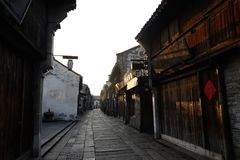 wuzhen china Royalty Free Stock Image