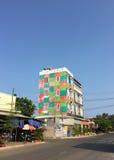Street in Yangon Royalty Free Stock Photography