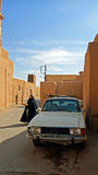 The Street of Yazd Royalty Free Stock Image