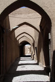 Street in Yazd Royalty Free Stock Image