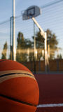 Streetball lizenzfreie stockbilder