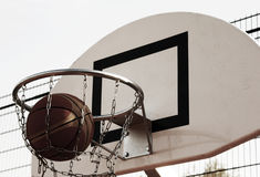 Streetball Royalty Free Stock Photos