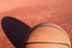 Streetball Photos libres de droits