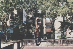 Streetball Fotos de archivo