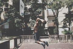 Streetball Стоковые Изображения RF