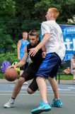 Streetball Foto de Stock