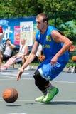 Streetball Imagen de archivo libre de regalías