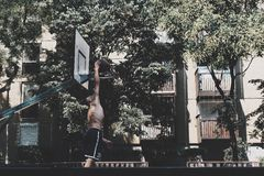 Streetball Stock Photography