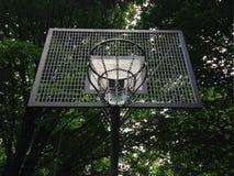 Streetball lub uliczny koszykówka kosz Obrazy Stock