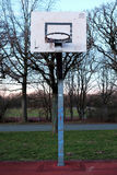 Streetball ring without net Royalty Free Stock Images