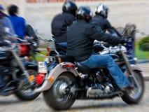 Streetbikers Foto de Stock Royalty Free