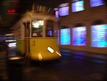 streetcar Stockbild