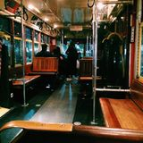 streetcar Imagen de archivo libre de regalías