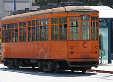 Streetcar Royalty Free Stock Images