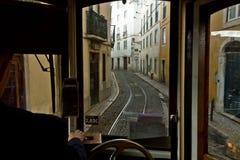 Streetcar Royalty Free Stock Photo