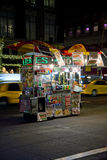 Streetfood, NY Photographie stock