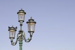 streetlamp Arkivfoto