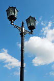 Streetlamp Stock Photography