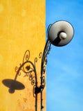 Streetlamp Arkivbild