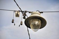 Streetlamp Arkivfoton