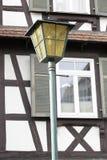 Streetlamp obraz royalty free