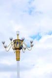 Streetlamp Στοκ Εικόνα