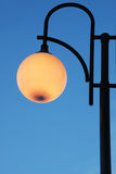 streetlamp Royaltyfri Fotografi