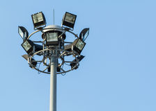Streetlamp Royalty Free Stock Images