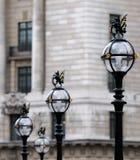 Streetlamps Stock Photos