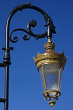 streetlamptappning Arkivbilder