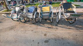 Streetlife в Хошимине Стоковое Фото