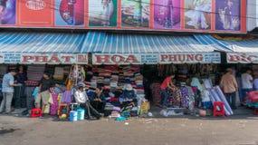 Streetlife in Hochiminh City Stock Photos