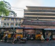 Streetlife w Hochiminh mieście Zdjęcie Stock