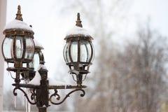 streetlight Royaltyfria Foton