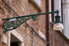 Streetlight Royalty Free Stock Photography