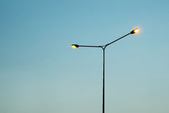 Streetlight Royalty Free Stock Photography