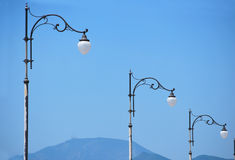 Streetlight series Royalty Free Stock Images