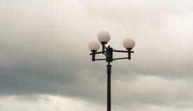 Streetlight urban lighting Royalty Free Stock Images