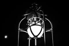 Streetlight w St Augustine Zdjęcia Stock