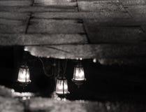 Streetlights Royalty Free Stock Photos