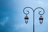 Streetlights Royalty Free Stock Image